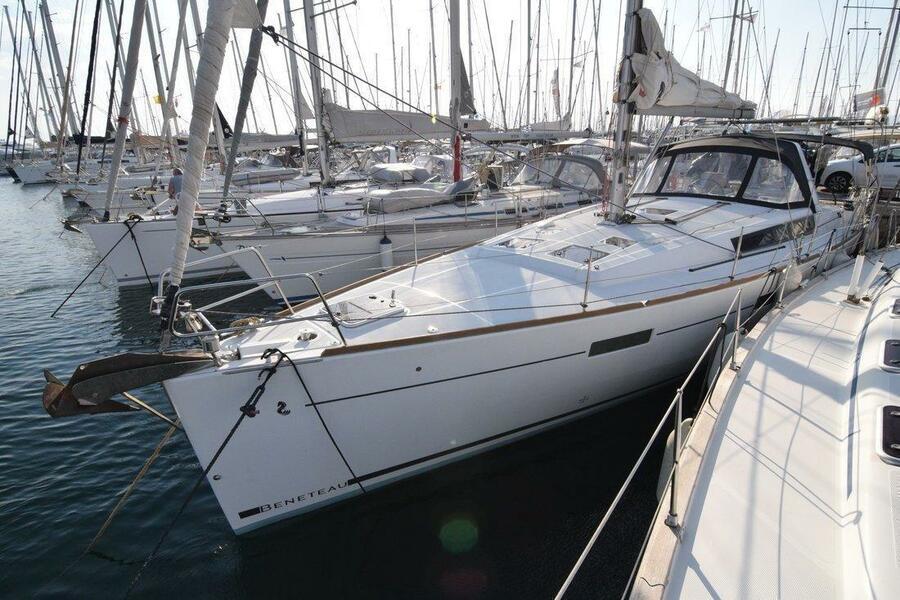 Oceanis 45 - 4 cab. (Aida)  - 3