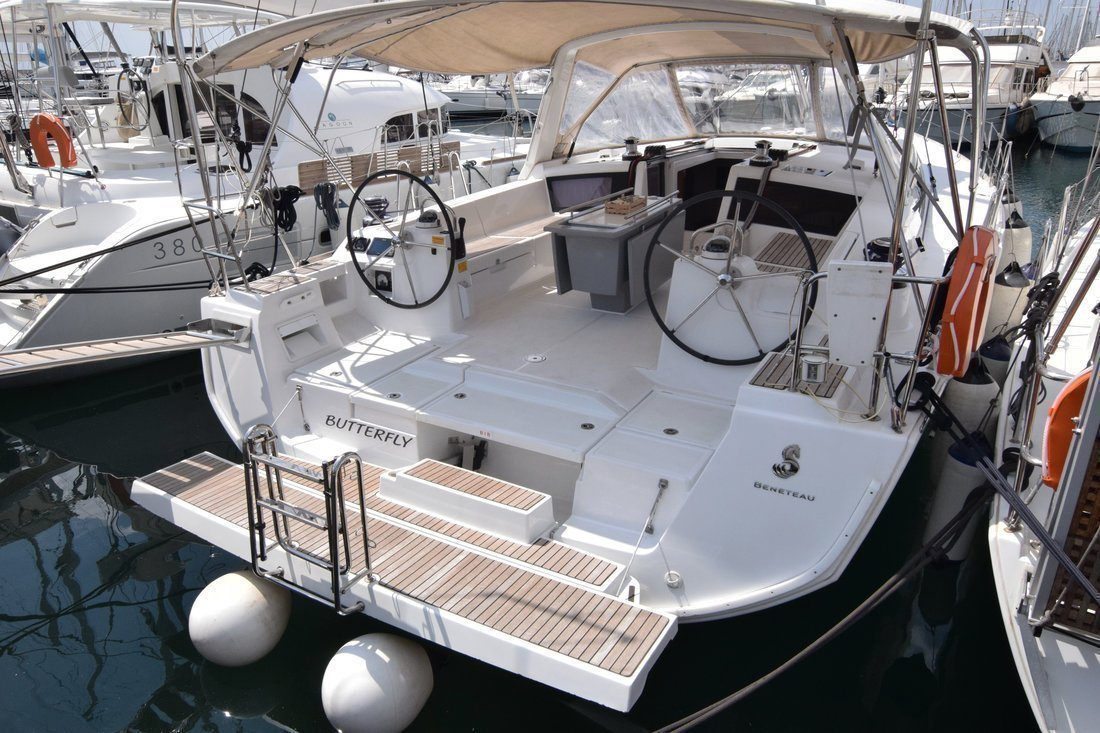 Oceanis 48 - 5 cab. (Butterfly)  - 2