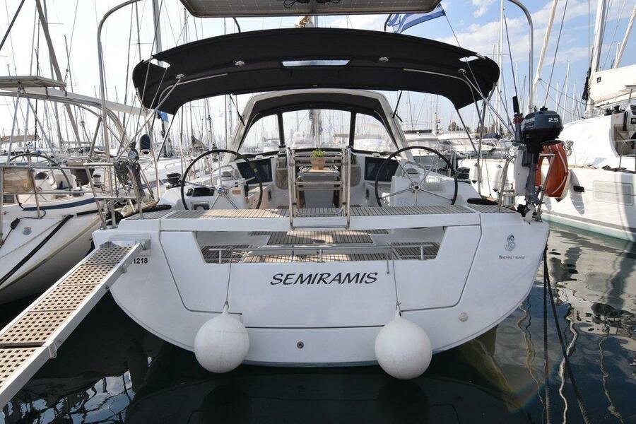 Oceanis 45 - 4 cab. (Semiramis)  - 0