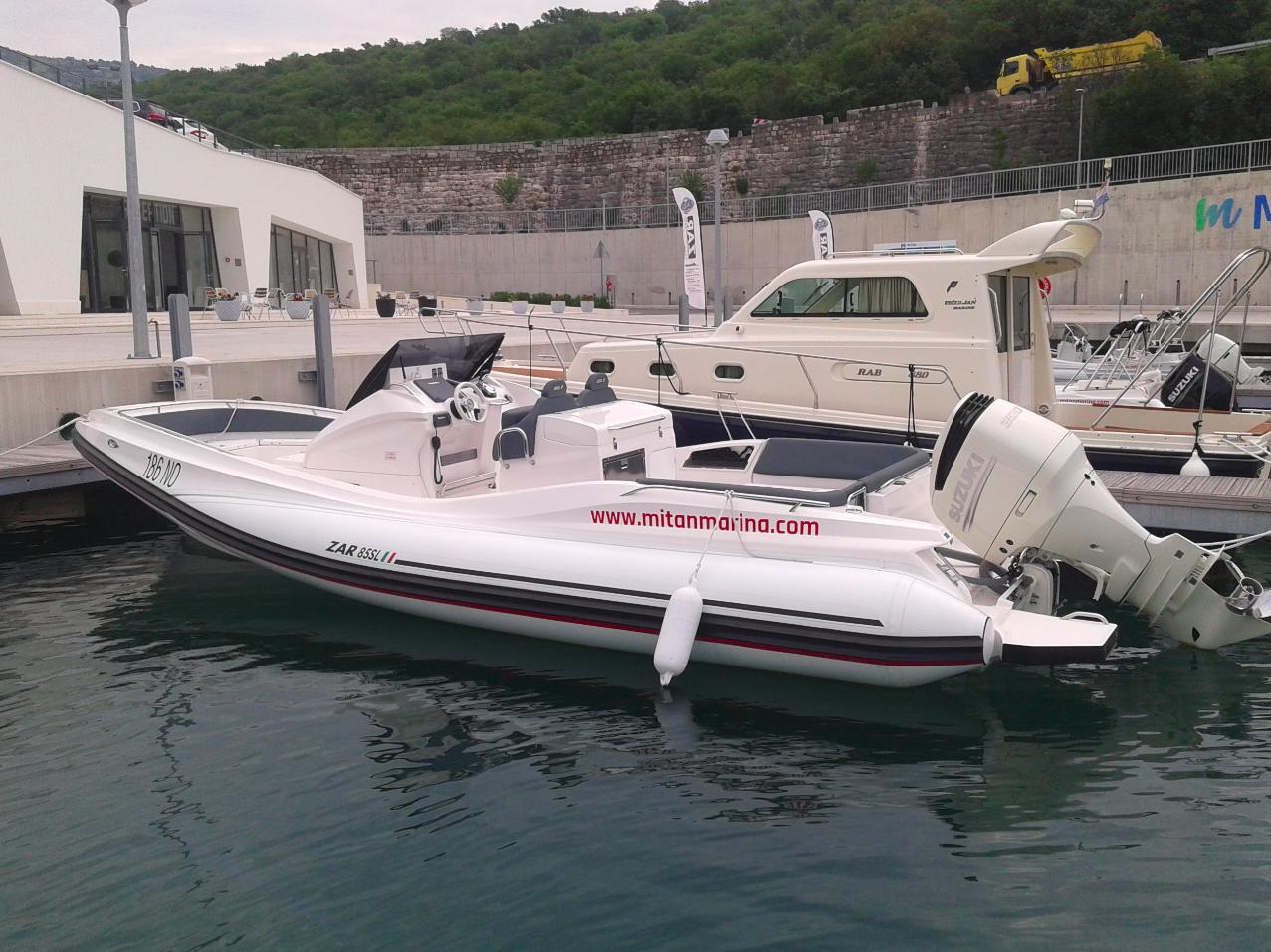 ZAR 85 Sport Luxury (186 NO)  - 0