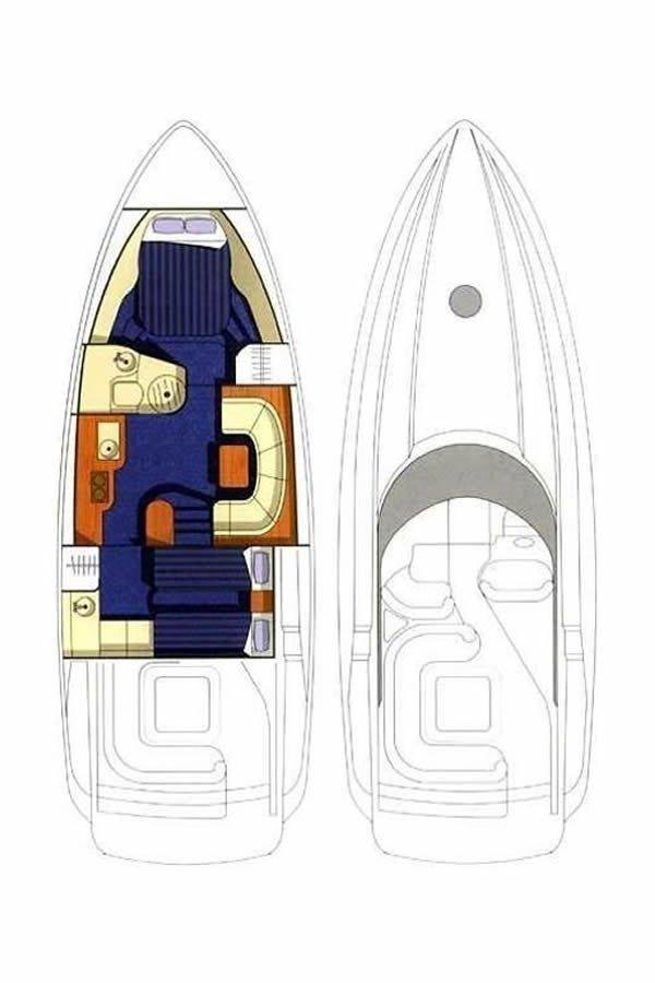 Sunseeker Portofino 40 (Maxim)  - 1