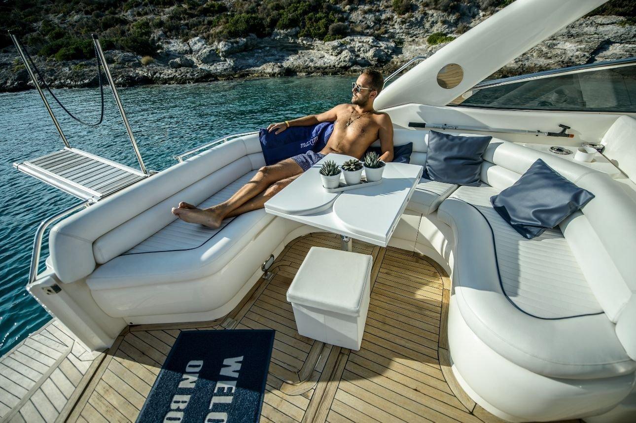 Sunseeker Portofino 40 (Maxim)  - 8