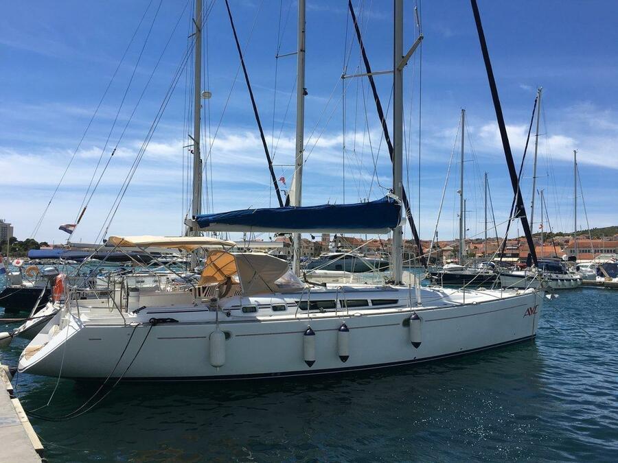 Sun Odyssey 49 (San Rioja)  - 3