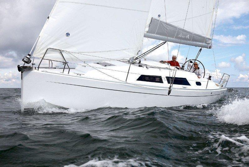Hanse 325 (H325-12G-S)  - 0