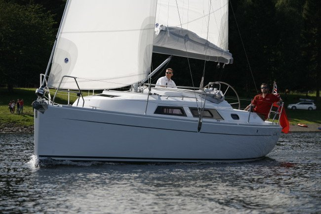 Hanse 325 (H325-12G-S)  - 2