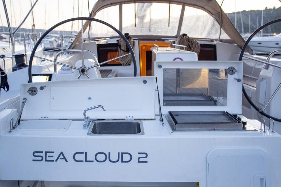 Dufour 412 GL (Sea Cloud 2)  - 6