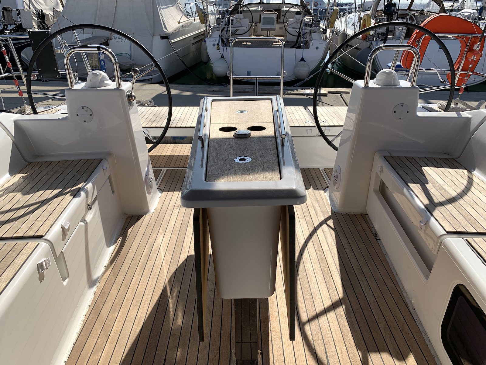 Dufour 460 GL - 5 cab. (Fish N'Chips)  - 7