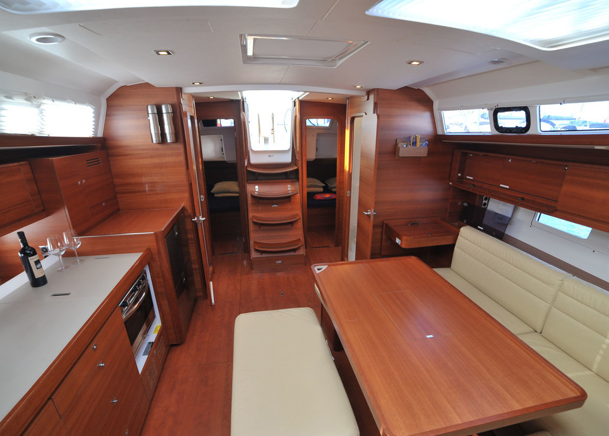 Dufour 460 GL - 5 cab. (Fish N'Chips)  - 10