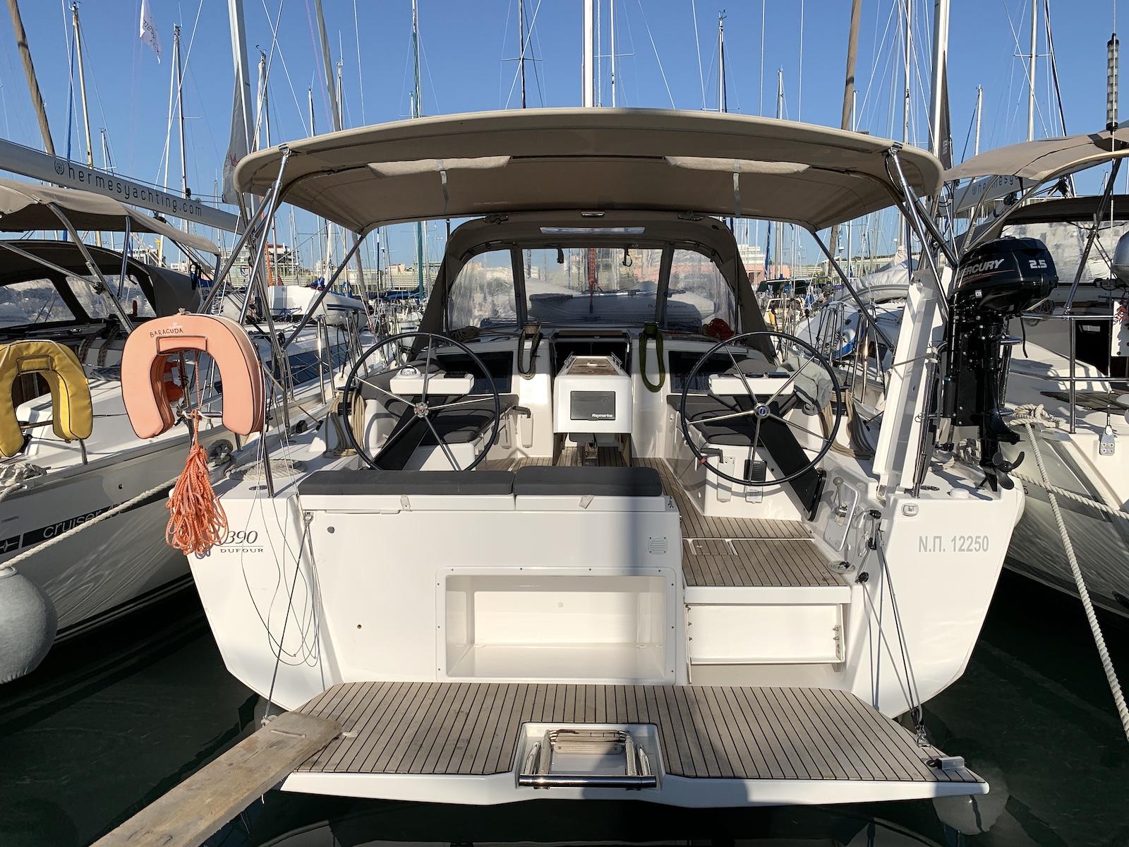 Dufour 390 GL (Barracuda)  - 8