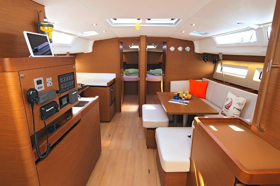 Sun Odyssey 490 - 5 cab. (Avra)  - 8