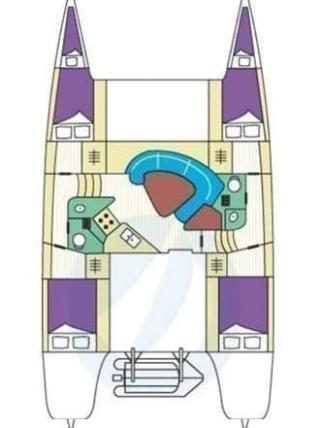 Lavezzi 40 - 4 cab. (Victoria)  - 1