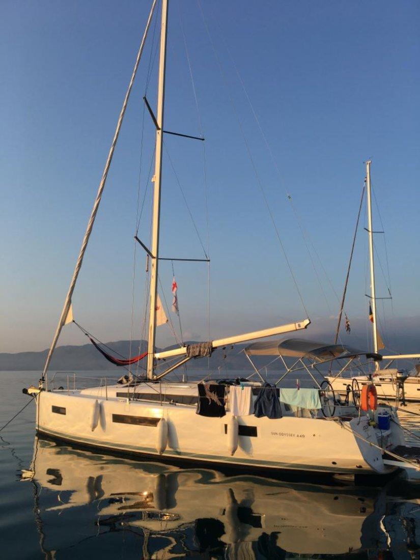 Sun Odyssey 440 (Jolie)  - 2