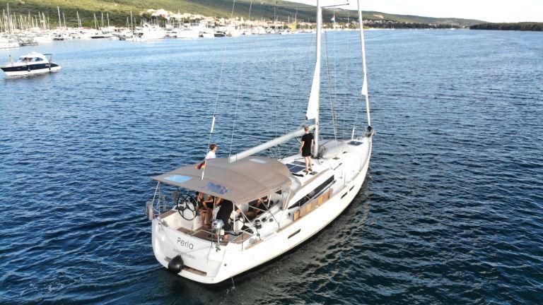 Sun Odyssey 479 - 4 cab. (Perla)  - 2