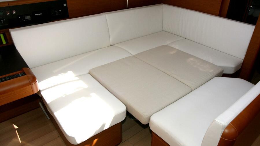 Sun Odyssey 479 - 4 cab. (Perla)  - 8