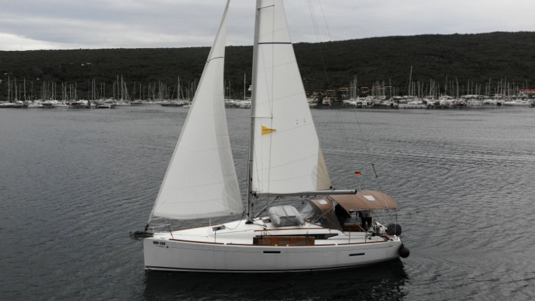 Sun Odyssey 389 (Sissi)  - 7