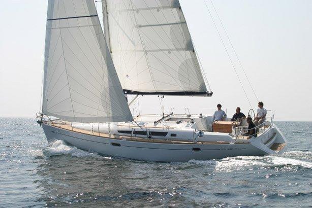 Sun Odyssey 45 (Aria)  - 0