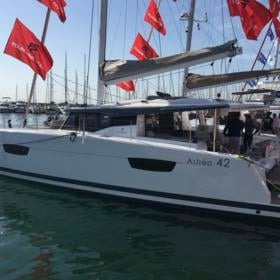 OCEAN RUNNER with AC and generator