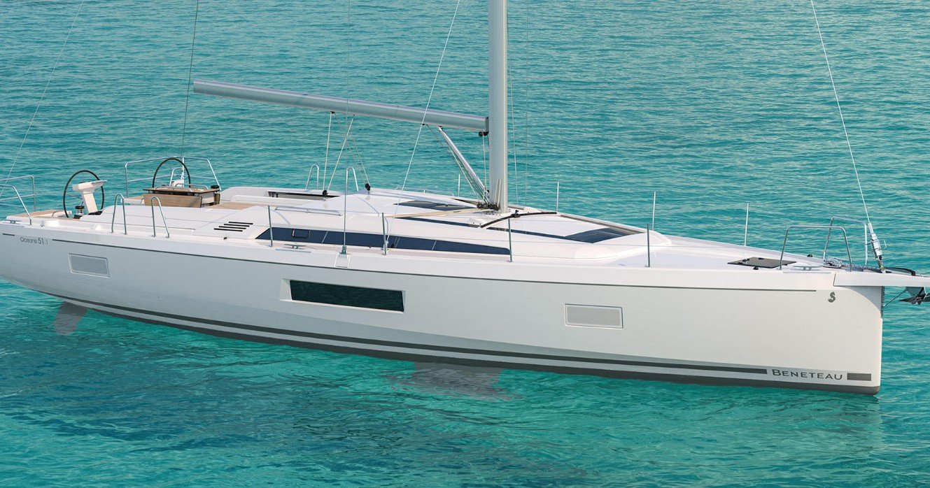 Oceanis 51.1 (Patron with AC and generator)  - 0