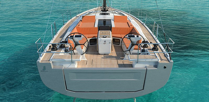 Oceanis 51.1 (Patron with AC and generator)  - 2