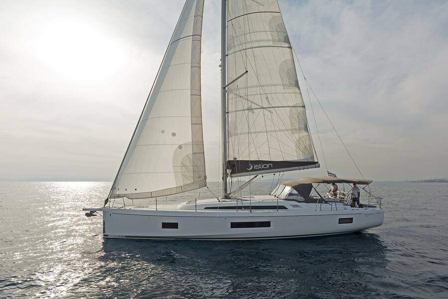 Oceanis 51.1 - 5 + 1 cab. (CALYPSO)  - 10
