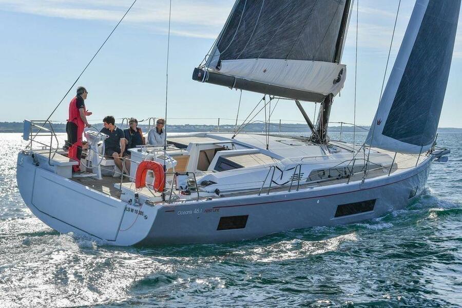 Oceanis 46.1 - 4 cab. (ALMYRA)  - 4