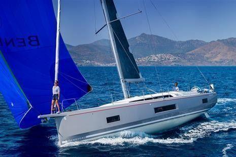 Oceanis 46.1 - 4 cab. (ALMYRA)  - 0