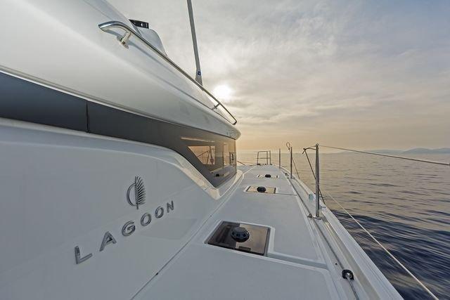 Lagoon 50 - 6 + 2 cab. (K3)  - 11