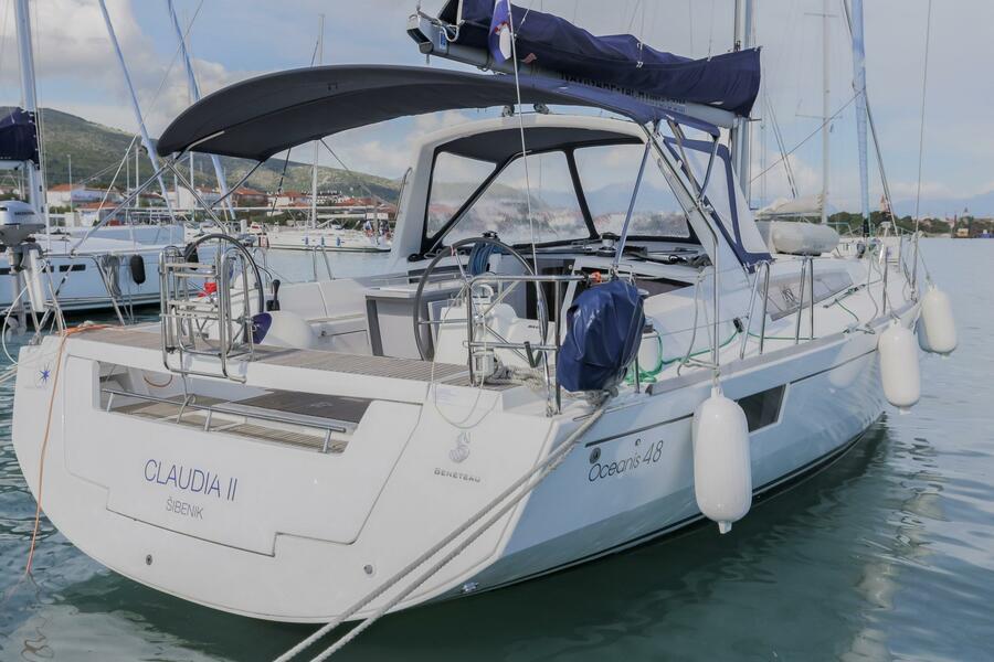 Oceanis 48 - 4 cab. (Claudia II)  - 2