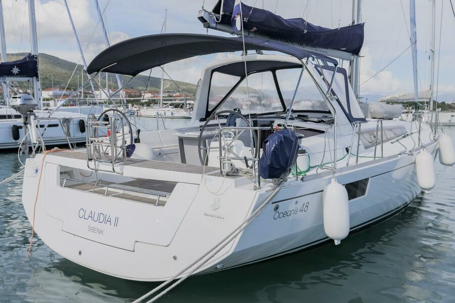 Oceanis 48 - 4 cab. (Claudia II)  - 3