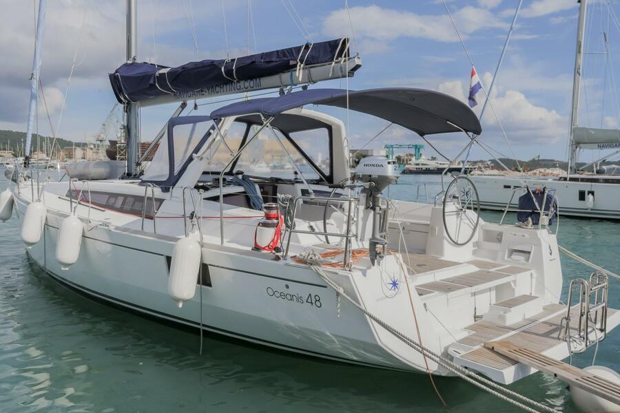 Oceanis 48 - 4 cab. (Claudia II)  - 6