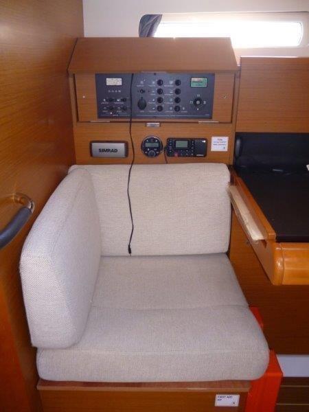 Sun Odyssey 439 (Bollie SPA)  - 6