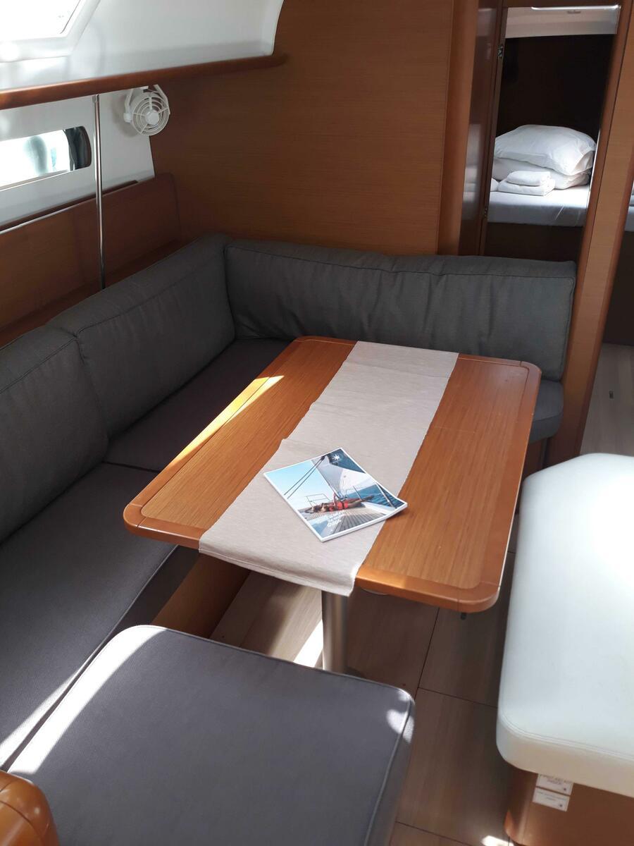 Sun Odyssey 479 - 4 cab. (Maribel SPA)  - 7