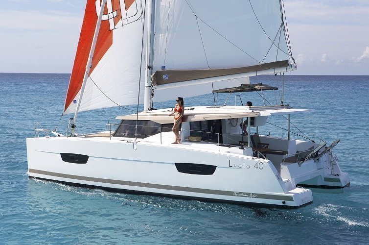 Fountaine Pajot Lucia 40 (Hola)  - 3