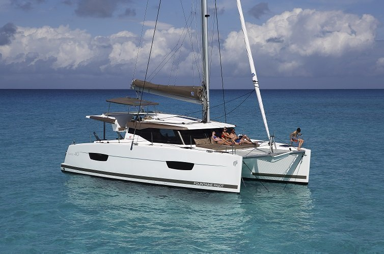 Fountaine Pajot Lucia 40 (Hola)  - 5