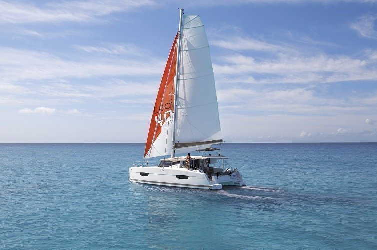 Fountaine Pajot Lucia 40 (Hola)  - 8
