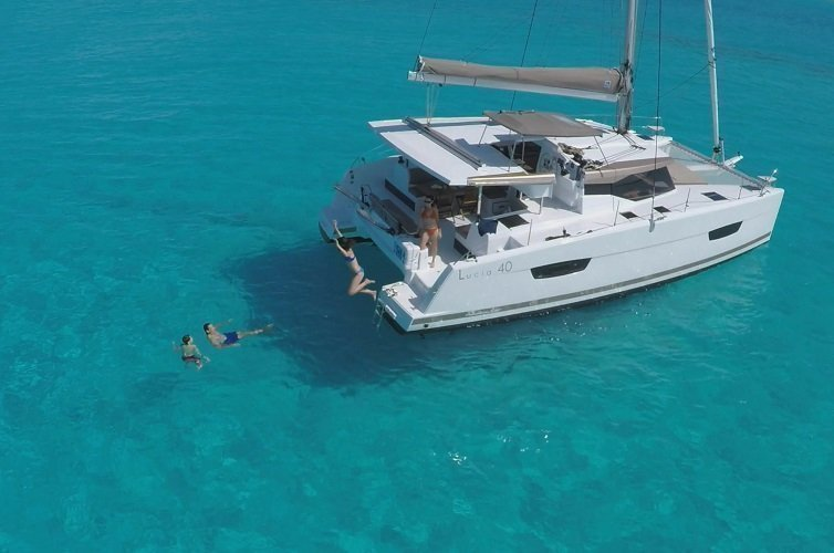 Fountaine Pajot Lucia 40 (Hola)  - 10