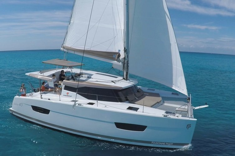 Fountaine Pajot Lucia 40 (Hola)  - 11
