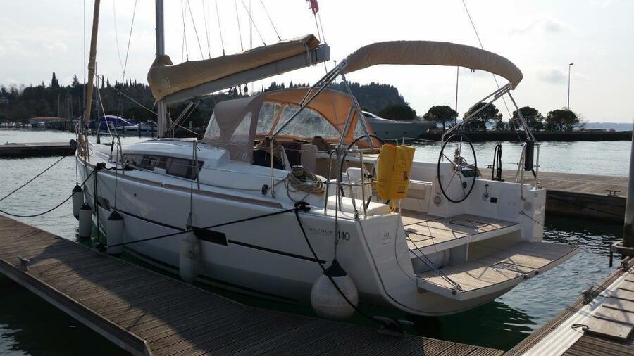 Dufour 410 GL (Enersea)  - 0