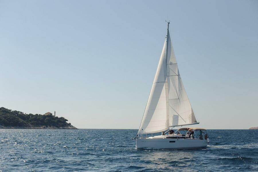 Sun Odyssey 349 (Porto Tolero)  - 0