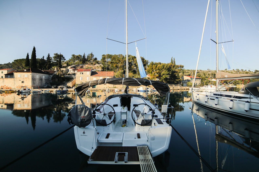 Sun Odyssey 349 (Porto Tolero)  - 3
