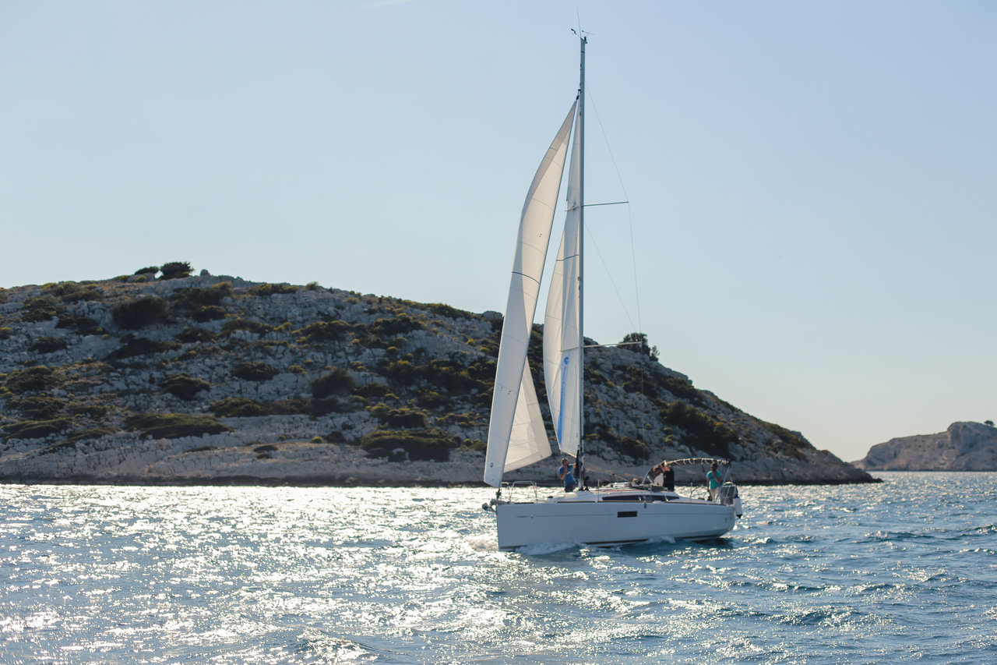Sun Odyssey 349 (Porto Tolero)  - 4