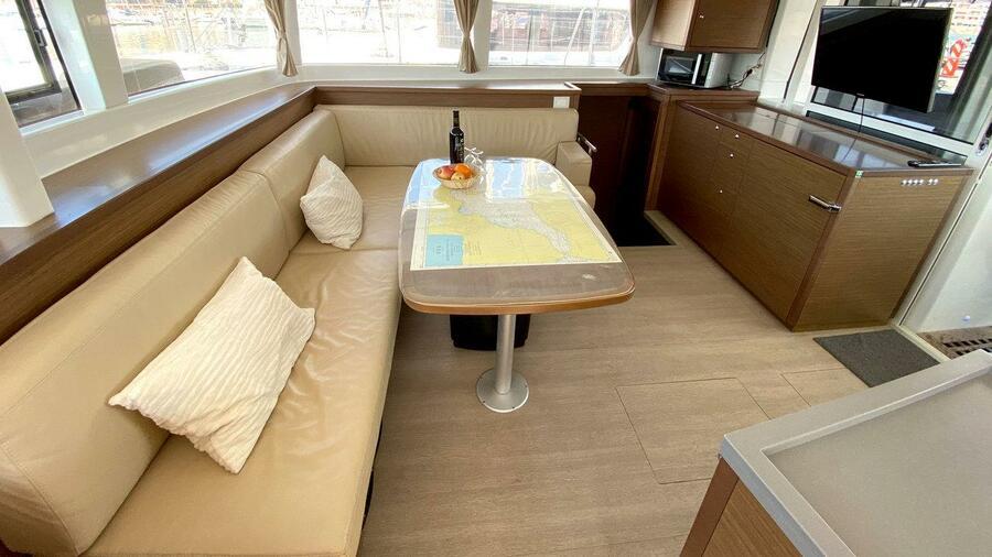 Lagoon 450 - 4 + 2 cab. (Irena)  - 10