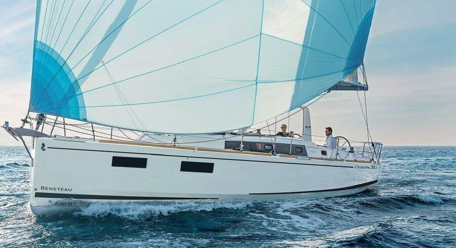 Oceanis 38.1 (Rania)  - 0