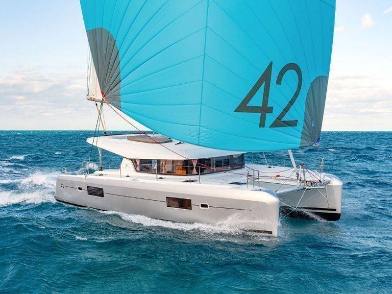 Lagoon 42 - 4 + 2 cab. (Princess Merida)  - 2