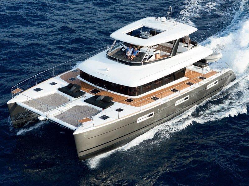 Lagoon 630 Motor Yacht - 5 cab. (Number 13)  - 0