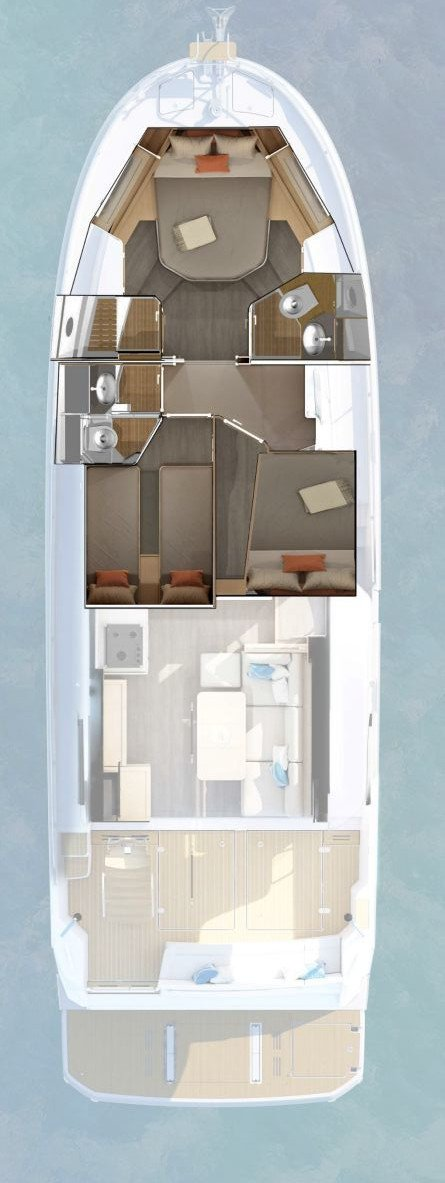 Swift Trawler 47 (Ocean dreamer)  - 1