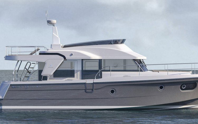 Swift Trawler 47 (Ocean dreamer)  - 0
