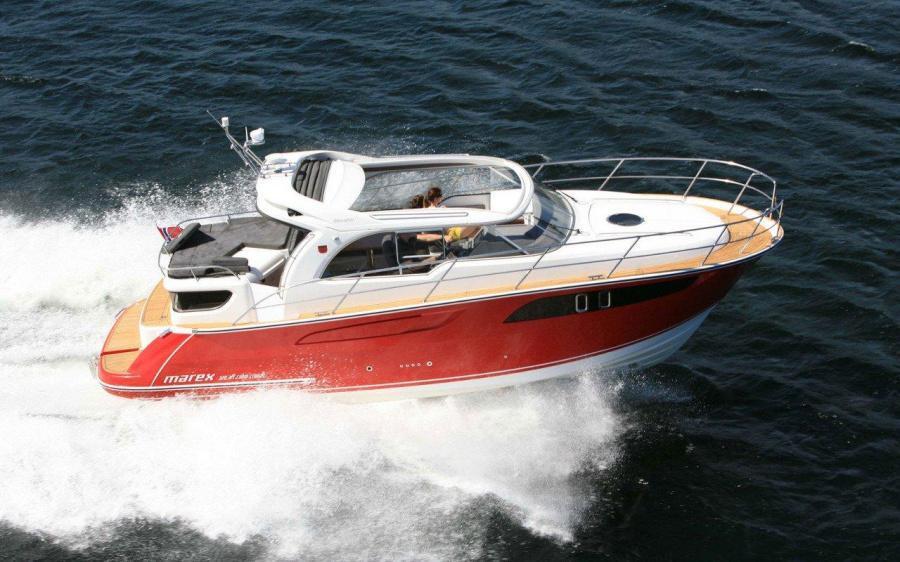 Marex 320 ACC (Aurora)  - 0