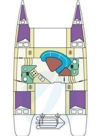 Lavezzi 40 - 4 cab. (NN)  - 1