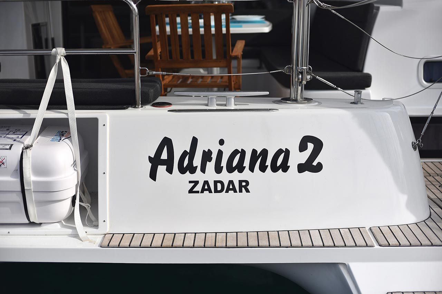 Lagoon 42 - 4 + 2 cab. (ADRIANA 2)  - 2